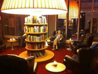 Bibliothek Foto: Stefan Groß
