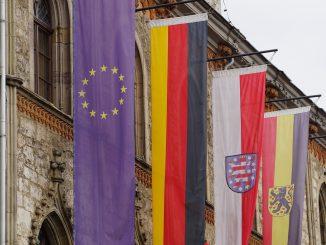 Flaggen, Foto: Stefan Groß