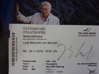 Harry Kupfer, Foto: Prof. Dr. Hans Gärtner