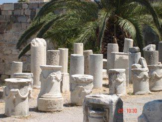 Antike Reste, Griechenland, Foto: Stefan Groß
