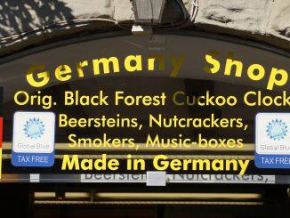 Mersburg, German Shop, Foto: Stefan Groß