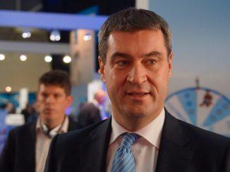 Dr. Markus Soeder, Foto: Stefan Groß