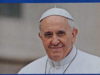 Papst Franziskus, Foto: Stefan Groß