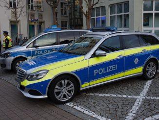 Polizeiautos, Foto: Stefan Groß