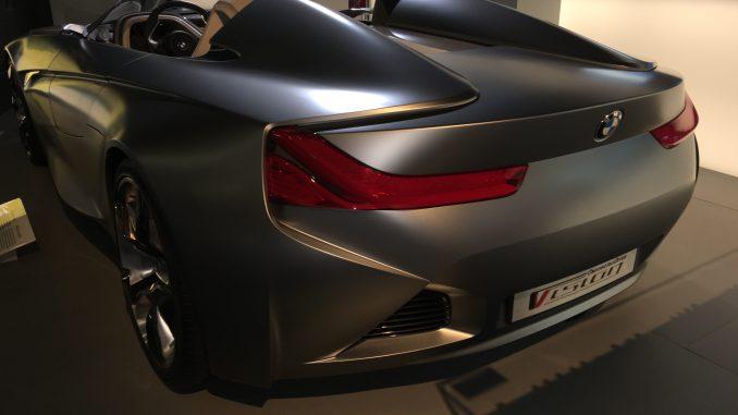 BMW Studie, Foto: Stefan Groß