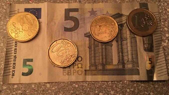 Geld. Foto: Stefan Groß