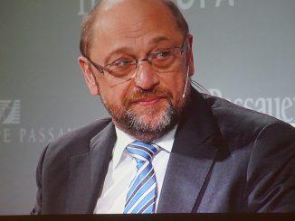 Martin Schulz, Foto: Stefan Groß