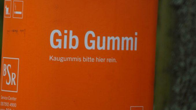 Gib Gummi, Foto. Stefan Groß