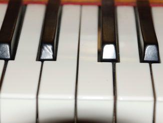 Klaviertasten, Foto: Stefan Groß