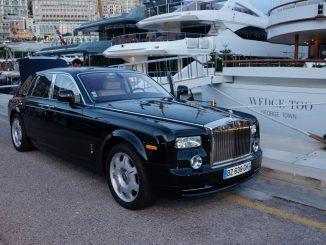 Rolls-Royce in Monaco, Foto: Stefan Groß