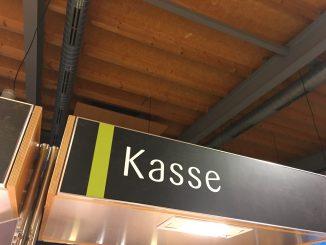 Kasse, Foto: Stefan Groß