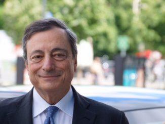 Mario Draghi, Foto: Stefan Groß