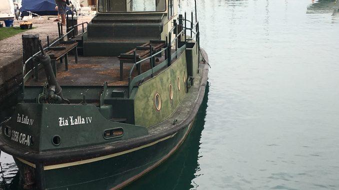 Altes Schiff, Foto: Stefan Groß