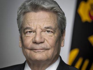 Porträt von Alt-Bundespräsident Joachim Gauck Quelle: Jesco Denzel