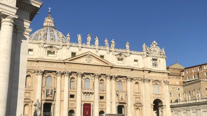 Vatikan, Foto: Stefan Groß
