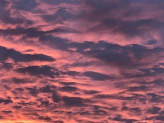 Abendhimmel, Foto: Stefan Groß