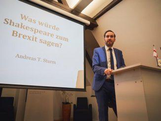Andreas T. Sturm, Foto: Sascha Hauck