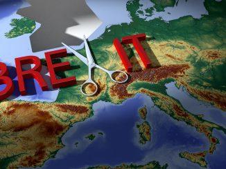 brexit landkarte schere europa lücke trennung, Quelle: 8385, Pixabay License Freie kommerzielle Nutzung Kein Bildnachweis nötig