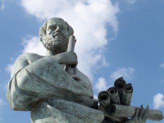 philosophie griechenland socrates statue himmel, Quelle: solut_rai, Pixabay License Freie kommerzielle Nutzung Kein Bildnachweis nötig