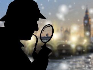 sherlock holmes brexit london untersuchung, geralt, Pixabay License Freie kommerzielle Nutzung Kein Bildnachweis nötig