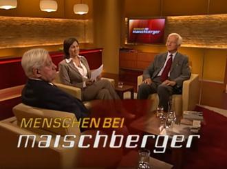 Helmut Schmidt 2007 (mit Richard von Weizsäcker)