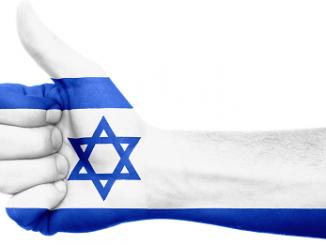 israel flagge hand nationalen finger patriotisch, Quelle: Kurious, Pixabay License Freie kommerzielle Nutzung Kein Bildnachweis nötig
